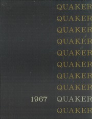 1967 Edition, Salem High School - Quaker Yearbook (Salem, OH)