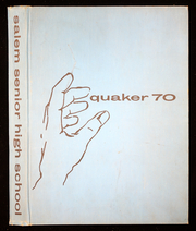 Page 1, 1970 Edition, Salem High School - Quaker Yearbook (Salem, OH) online yearbook collection