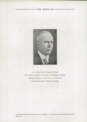 Page 14, 1935 Edition, Milford High School - Droflim Yearbook (Milford, OH) online yearbook collection