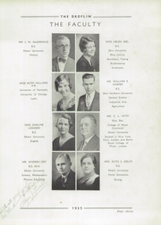 Page 15, 1935 Edition, Milford High School - Droflim Yearbook (Milford, OH) online yearbook collection