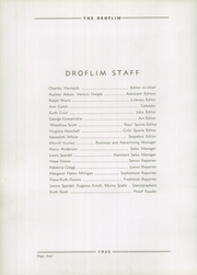 Page 8, 1935 Edition, Milford High School - Droflim Yearbook (Milford, OH) online yearbook collection