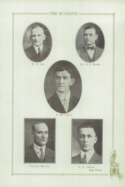 Page 17, 1925 Edition, Napoleon High School - Buckeye Yearbook (Napoleon, OH) online yearbook collection