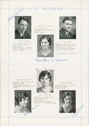 Page 14, 1932 Edition, Napoleon High School - Buckeye Yearbook (Napoleon, OH) online yearbook collection