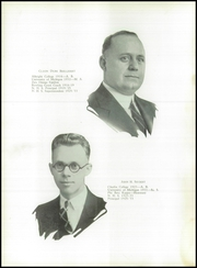 Page 14, 1933 Edition, Napoleon High School - Buckeye Yearbook (Napoleon, OH) online yearbook collection