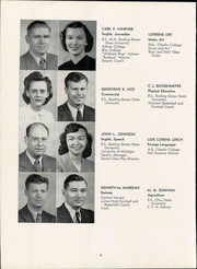 Page 14, 1947 Edition, Napoleon High School - Buckeye Yearbook (Napoleon, OH) online yearbook collection