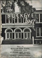 Page 7, 1947 Edition, Napoleon High School - Buckeye Yearbook (Napoleon, OH) online yearbook collection