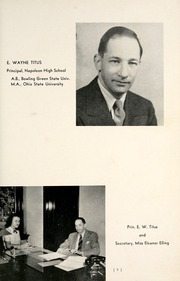 Page 11, 1948 Edition, Napoleon High School - Buckeye Yearbook (Napoleon, OH) online yearbook collection