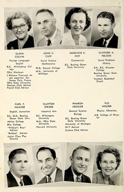 Page 12, 1948 Edition, Napoleon High School - Buckeye Yearbook (Napoleon, OH) online yearbook collection