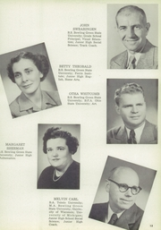 Page 17, 1953 Edition, Napoleon High School - Buckeye Yearbook (Napoleon, OH) online yearbook collection