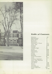 Page 7, 1953 Edition, Napoleon High School - Buckeye Yearbook (Napoleon, OH) online yearbook collection