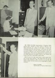 Page 10, 1959 Edition, Napoleon High School - Buckeye Yearbook (Napoleon, OH) online yearbook collection