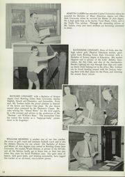 Page 16, 1959 Edition, Napoleon High School - Buckeye Yearbook (Napoleon, OH) online yearbook collection
