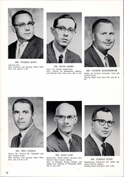 Page 15, 1963 Edition, Napoleon High School - Buckeye Yearbook (Napoleon, OH) online yearbook collection