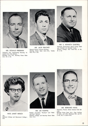 Page 16, 1963 Edition, Napoleon High School - Buckeye Yearbook (Napoleon, OH) online yearbook collection