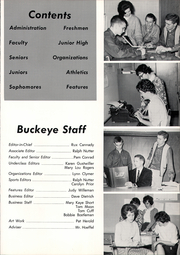 Page 8, 1963 Edition, Napoleon High School - Buckeye Yearbook (Napoleon, OH) online yearbook collection