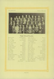 Page 11, 1931 Edition, Cambridge High School - Cantab Yearbook (Cambridge, OH) online yearbook collection