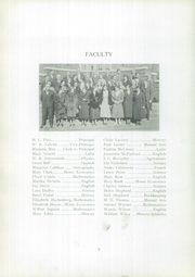 Page 10, 1934 Edition, Cambridge High School - Cantab Yearbook (Cambridge, OH) online yearbook collection