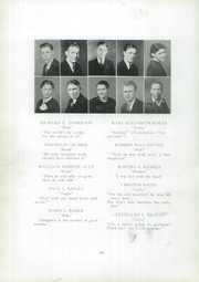 Page 14, 1934 Edition, Cambridge High School - Cantab Yearbook (Cambridge, OH) online yearbook collection