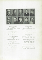 Page 17, 1934 Edition, Cambridge High School - Cantab Yearbook (Cambridge, OH) online yearbook collection