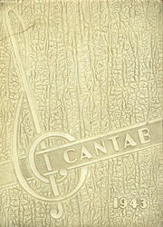 Page 1, 1943 Edition, Cambridge High School - Cantab Yearbook (Cambridge, OH) online yearbook collection