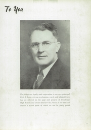 Page 11, 1943 Edition, Cambridge High School - Cantab Yearbook (Cambridge, OH) online yearbook collection