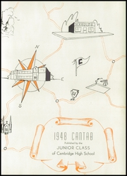 Page 7, 1948 Edition, Cambridge High School - Cantab Yearbook (Cambridge, OH) online yearbook collection