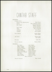 Page 8, 1948 Edition, Cambridge High School - Cantab Yearbook (Cambridge, OH) online yearbook collection