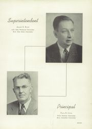 Page 11, 1952 Edition, Cambridge High School - Cantab Yearbook (Cambridge, OH) online yearbook collection