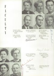 Page 12, 1952 Edition, Cambridge High School - Cantab Yearbook (Cambridge, OH) online yearbook collection