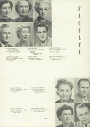 Page 13, 1952 Edition, Cambridge High School - Cantab Yearbook (Cambridge, OH) online yearbook collection