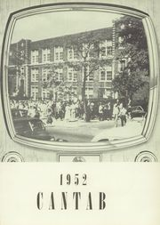 Page 5, 1952 Edition, Cambridge High School - Cantab Yearbook (Cambridge, OH) online yearbook collection