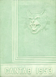 Page 1, 1953 Edition, Cambridge High School - Cantab Yearbook (Cambridge, OH) online yearbook collection