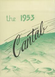 Page 4, 1953 Edition, Cambridge High School - Cantab Yearbook (Cambridge, OH) online yearbook collection
