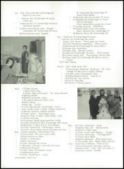 Page 130, 1960 Edition, Cambridge High School - Cantab Yearbook (Cambridge, OH) online yearbook collection