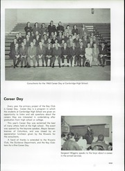 Page 11, 1965 Edition, Cambridge High School - Cantab Yearbook (Cambridge, OH) online yearbook collection