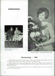 Page 12, 1965 Edition, Cambridge High School - Cantab Yearbook (Cambridge, OH) online yearbook collection