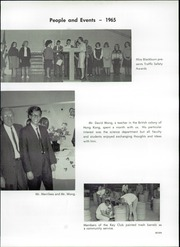 Page 9, 1965 Edition, Cambridge High School - Cantab Yearbook (Cambridge, OH) online yearbook collection
