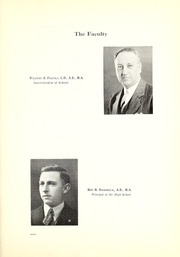 Page 11, 1929 Edition, Euclid High School - Euclidian Yearbook (Euclid, OH) online yearbook collection
