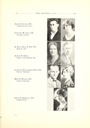 Page 13, 1929 Edition, Euclid High School - Euclidian Yearbook (Euclid, OH) online yearbook collection