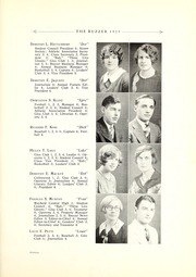 Page 17, 1929 Edition, Euclid High School - Euclidian Yearbook (Euclid, OH) online yearbook collection