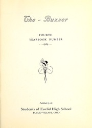 Page 5, 1929 Edition, Euclid High School - Euclidian Yearbook (Euclid, OH) online yearbook collection