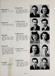 Page 15, 1946 Edition, Euclid High School - Euclidian Yearbook (Euclid, OH) online yearbook collection