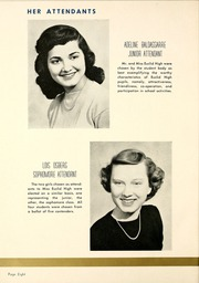 Page 12, 1950 Edition, Euclid High School - Euclidian Yearbook (Euclid, OH) online yearbook collection