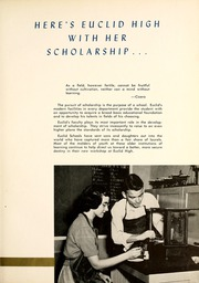 Page 13, 1950 Edition, Euclid High School - Euclidian Yearbook (Euclid, OH) online yearbook collection