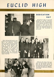 Page 9, 1950 Edition, Euclid High School - Euclidian Yearbook (Euclid, OH) online yearbook collection