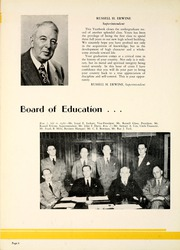 Page 12, 1952 Edition, Euclid High School - Euclidian Yearbook (Euclid, OH) online yearbook collection