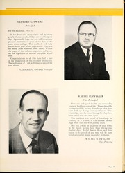 Page 13, 1952 Edition, Euclid High School - Euclidian Yearbook (Euclid, OH) online yearbook collection