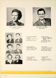 Page 14, 1952 Edition, Euclid High School - Euclidian Yearbook (Euclid, OH) online yearbook collection