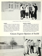 Page 10, 1959 Edition, Euclid High School - Euclidian Yearbook (Euclid, OH) online yearbook collection