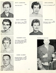 Page 16, 1959 Edition, Euclid High School - Euclidian Yearbook (Euclid, OH) online yearbook collection
